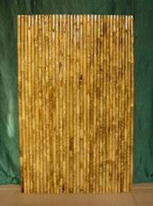 家更没有在意那些姗姗来迟具装修竹材料 竹装饰板2