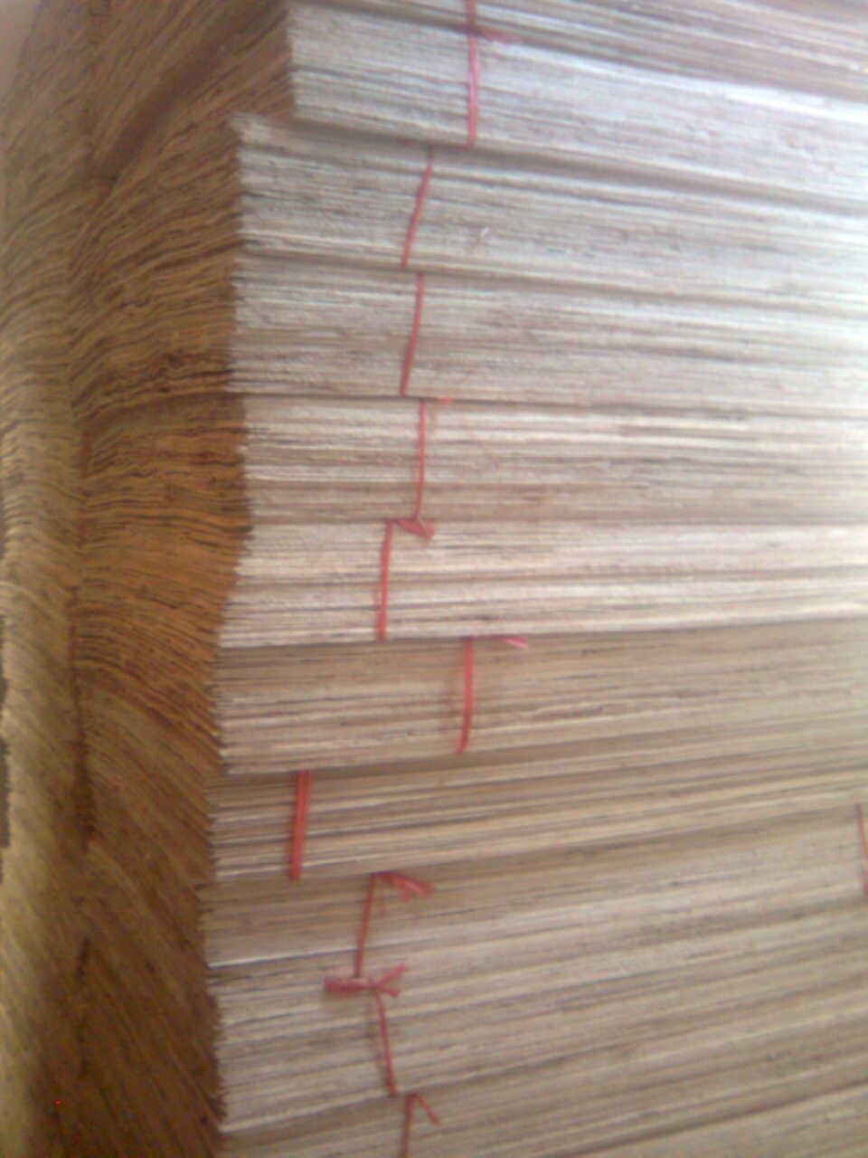 桐木旋切木皮