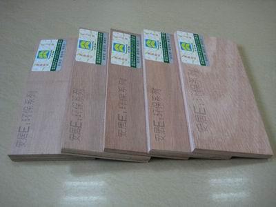 永利隆安居系列胶合板