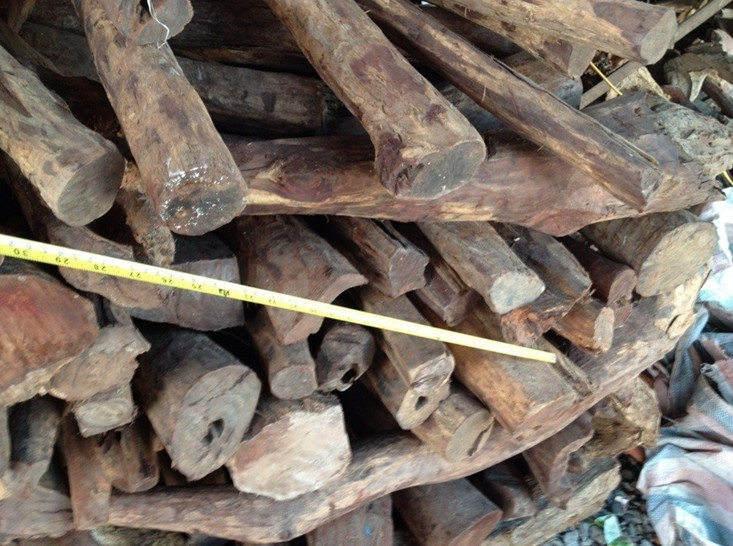 老挝大红酸枝交趾黄檀木料老料超低价包物流