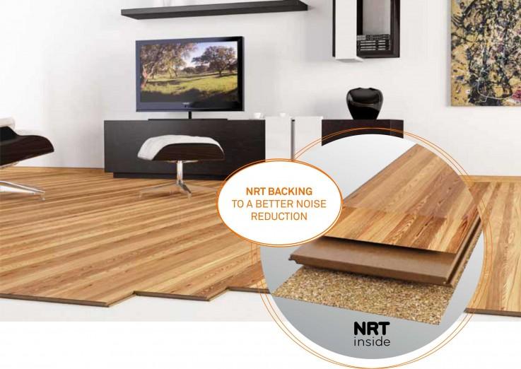创新的软木地板部件NRT61