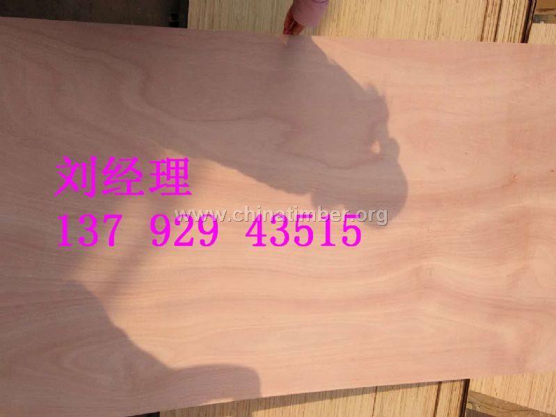 E1环保胶水级别家具板杨木多层板