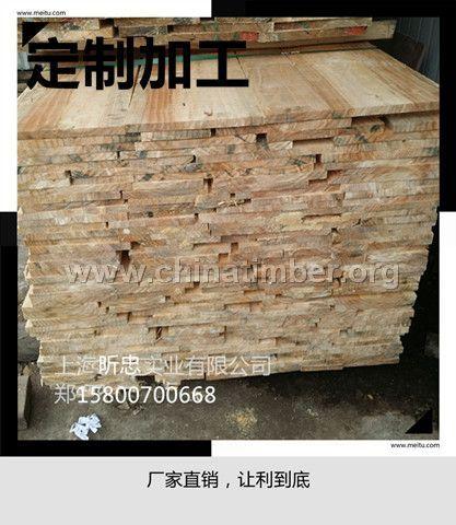 低价木材家具烘干新西兰辐射松木方板材