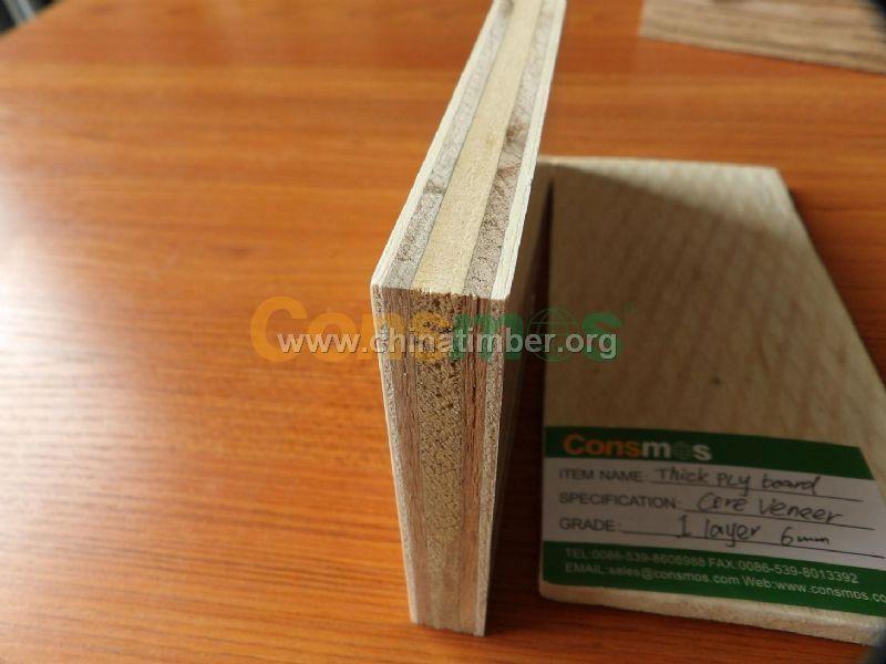 18mm实木厚芯夹板