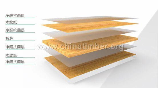 精材艺匠净醛生态板