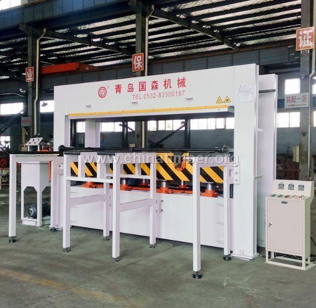 碳纤维板热压机生产设备