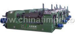 BQ1115/6型机械单卡轴旋切机
