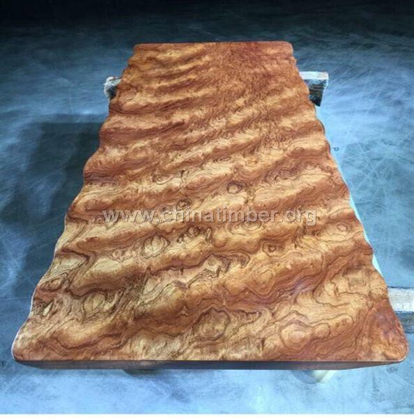 极品巴花实木大板可当餐桌画案会议桌茶桌办公桌