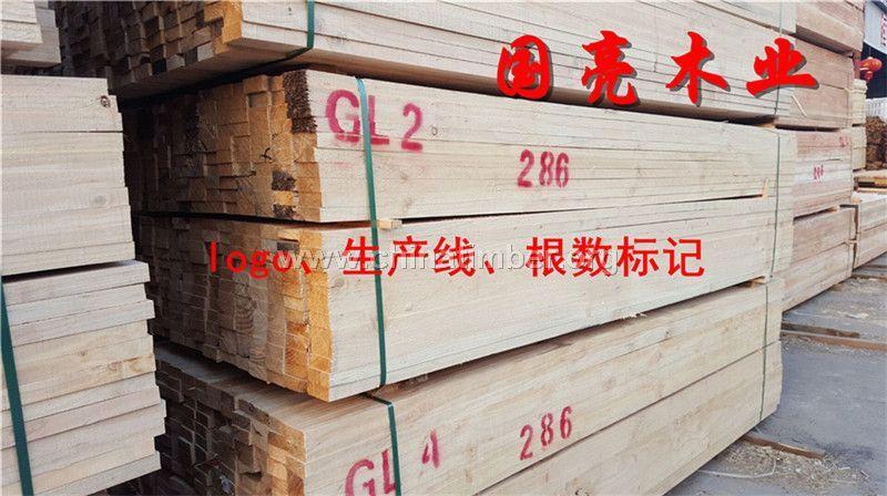 建筑木方铁杉方料可定尺加工刨光辐射松