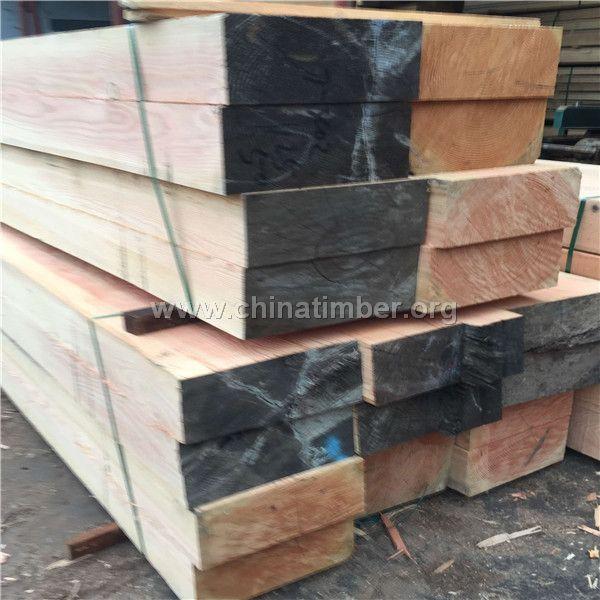 花旗松碳化木 花旗松木方 花旗松家具烘干板