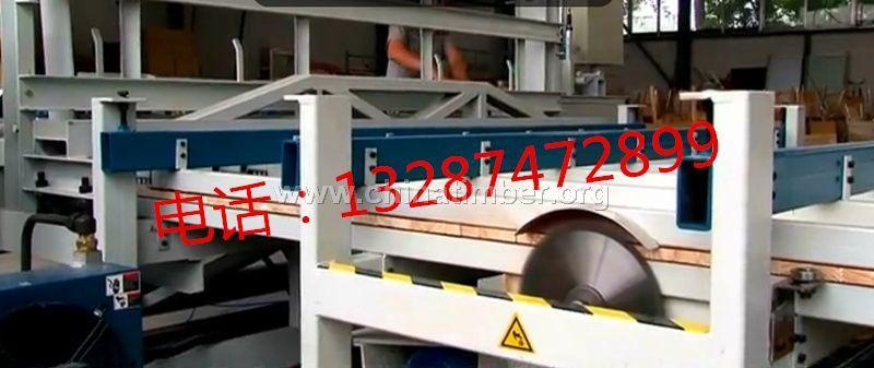 板材自动拼板设备 木材自动拼板机械 全自动拼板机
