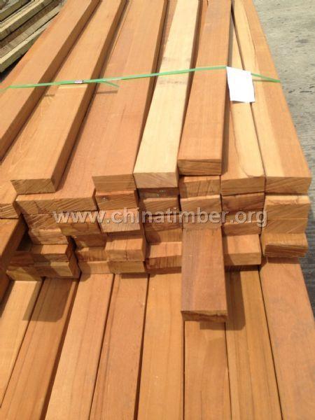 户外景观巴劳木板材