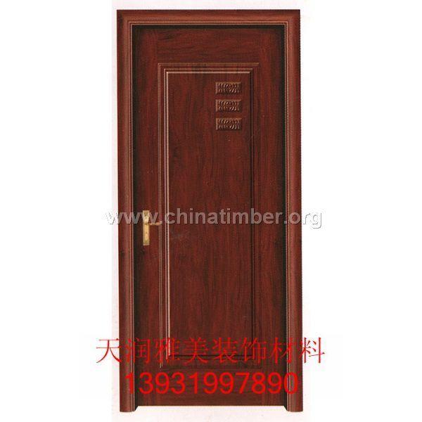 定制钢木门各种规格木门口碑好钢木门厂家