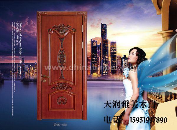 口碑好烤漆套装门技术可靠套装门直销厂家
