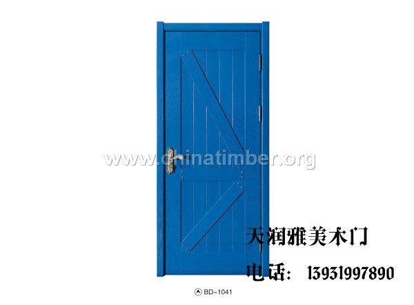 批发零售免漆套装门成本价销售免漆套装门