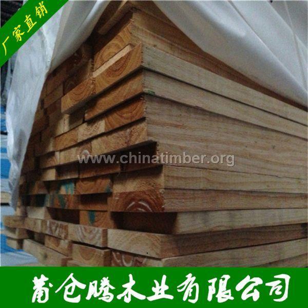 批发家具松木材 烘干辐射松木板材 规格板材 奥松木