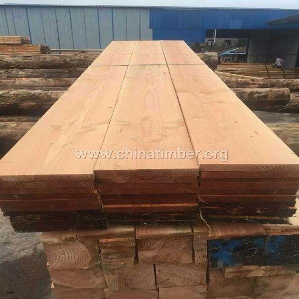 工厂批发花旗松板材料价格优惠