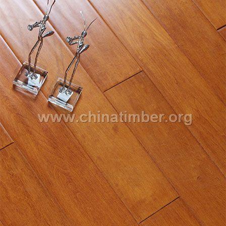 千年舟实木复合地板 实木多层复合地板 三层实