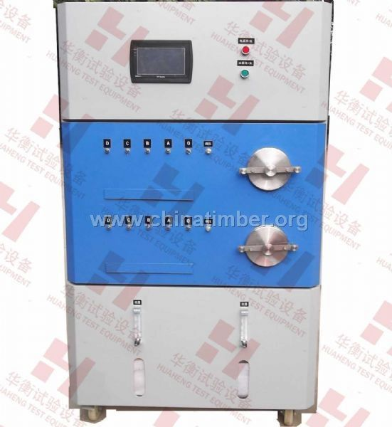 人造板气体分析法甲醛检测仪,快速人造板甲醛释放量检