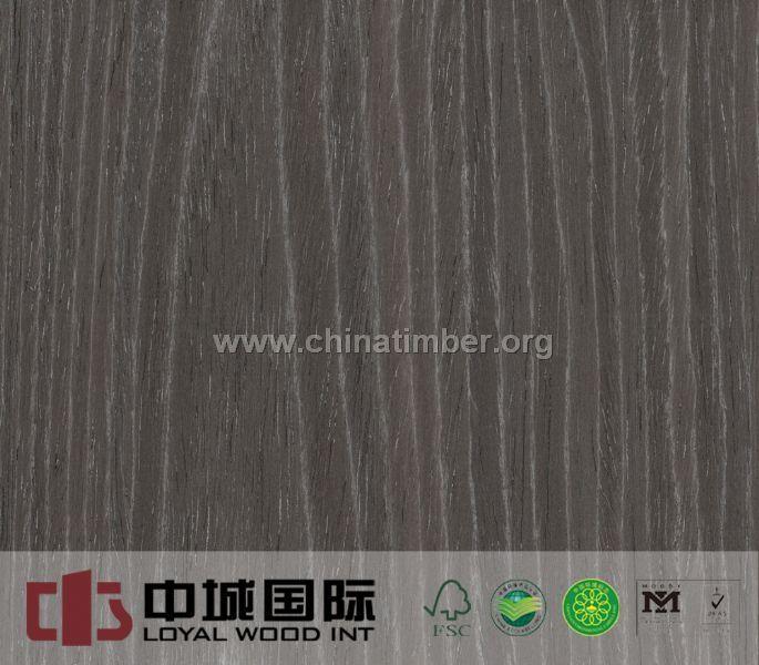 黑杏科技木皮
