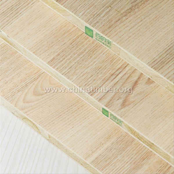 中国十大板材品牌百的宝生态板材衣柜板材红木花枝