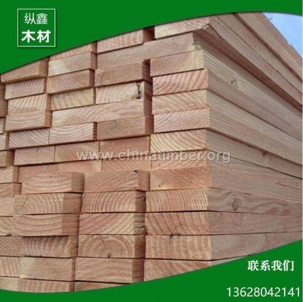 大量批发白松木方 木方批发 北方烘干木方供应商