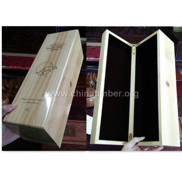 北京红酒木盒包装报价-瑞胜达交期准时