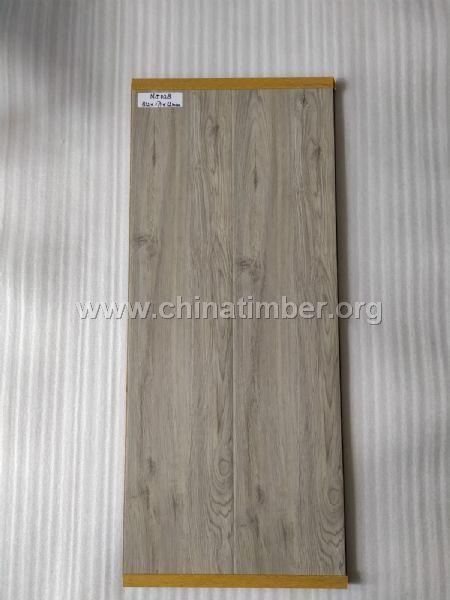 佛山12mm手抓纹复合木地板办公室展厅封蜡强化地板