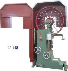 木工带锯机MJ319