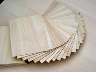 椴木胶合板