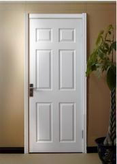 室内高密度模压门