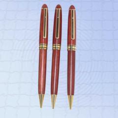 红木圆珠笔