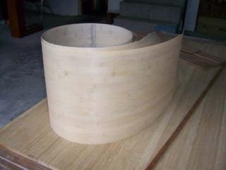 竹碳化侧压面贴皮,本色竹皮,平压竹皮