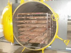 微波木材干燥炉
