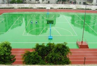 各类商用PVC塑胶地板及运动塑胶地板