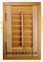 木制透气窗