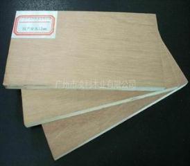 中国产桉木芯12厘E1胶合板