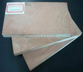 中国产桉木芯18厘E1胶合板