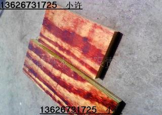 红面小板建筑模板