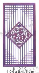 仿古门窗,木雕工艺品(挂件,屏风, 屏
