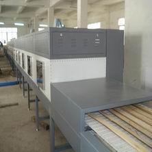 木材薄片隧道式微波干燥机