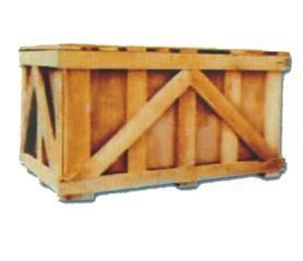 夹板木框箱