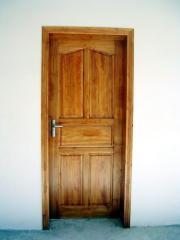杉木套装门