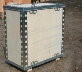 镀锌钢带箱