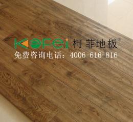 橡木仿古手刮实木地板