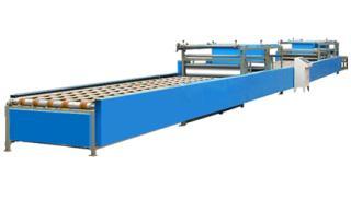 XD-Ⅱ复合通风管板材生产线
