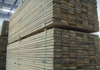 防腐木材-樟子松防腐木
