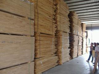 规格齐全的橡胶木