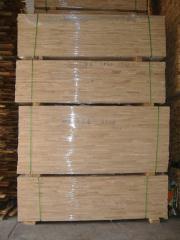 橡胶木指接拼板