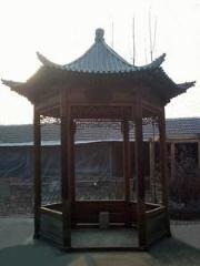 重庆防腐木亭子